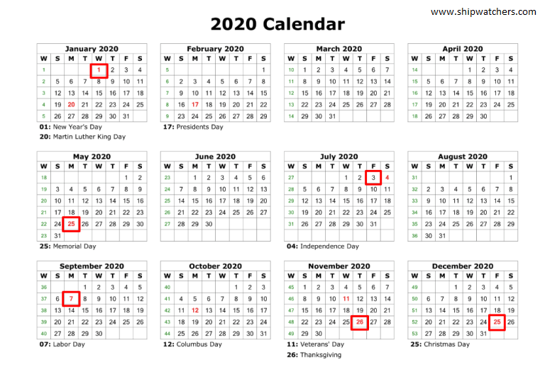 Fedex Delivery Schedule Christmas 2020 UPS FedEx DHL and USPS 2020 Holiday Calendar Services and Closings